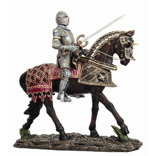 Medieval Knight On Horse 8503 medieval knight